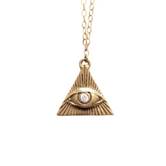 Eye Of Knowledge Pendant