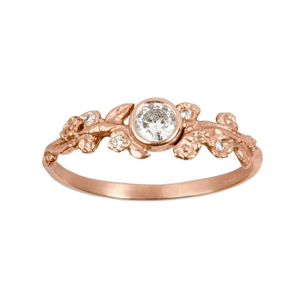 Garland Engagement Ring