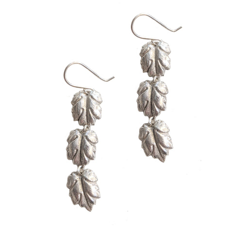 Leaf Trio Earrings