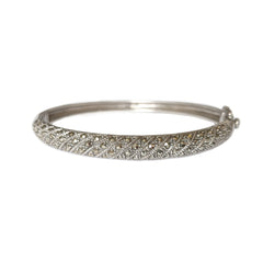 Art Deco Marcasite Bangle