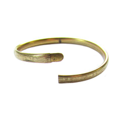 Gold Children's Bangle