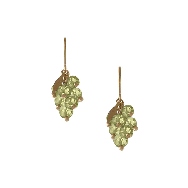 Small Vine Earrings
