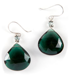 Large Gem Earring