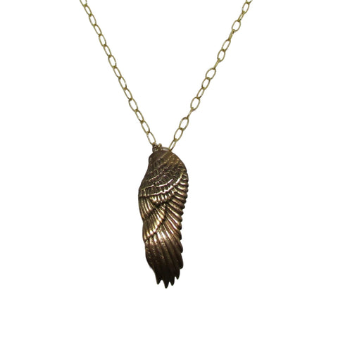 40% Off! Wing Charm Necklace