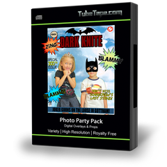 Kids Photo Party Pack