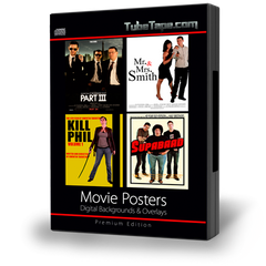 Movie Posters Premium Edition