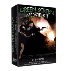 Green Screen Movie Kit