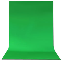 5' x 7' Chromakey Green Screen Muslin Backdrop