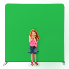 Premium Chromakey Tension Backdrop System