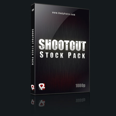 Shootout Stock Pack by Rody Polis