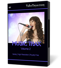 Music Trax Vol. 2 - Pop & Country