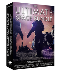 Ultimate Space Video Editing Bundle