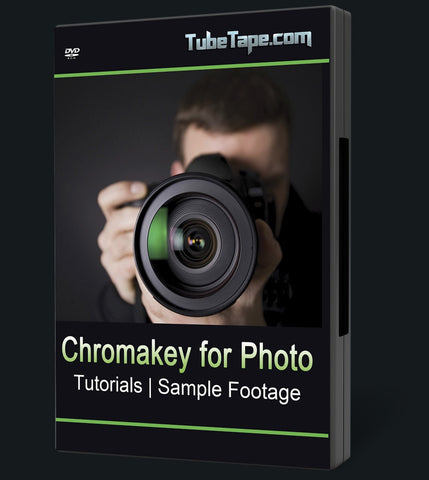 Chromakey for Photo - Tutorials & Sample Images