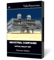 Industrial Compound Virtual Reality Set