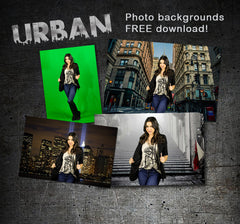 Urban Photo Backgrounds