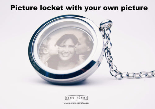 Personalised Picture Locket