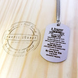 Fathersday Dogtags