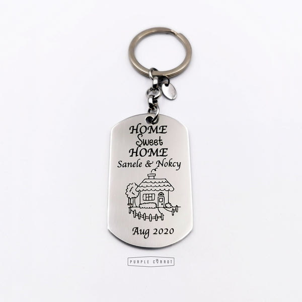 Our home keychain