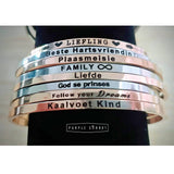 Inspiration bangles- Already worded