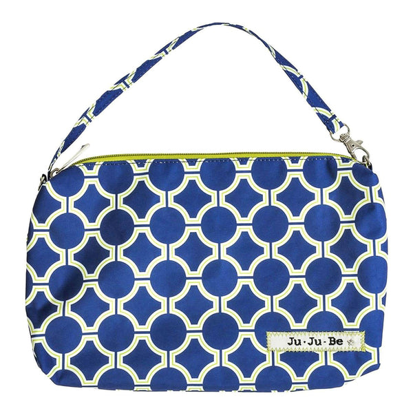 Ju-Ju-Be Be Quick pouch in Royal Envy