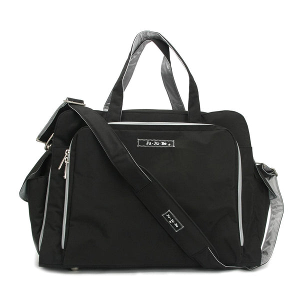 Ju-Ju-Be Be Prepared diaper bag Black/Silver *