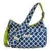 Ju-Ju-Be HoboBe diaper bag Royal Envy *