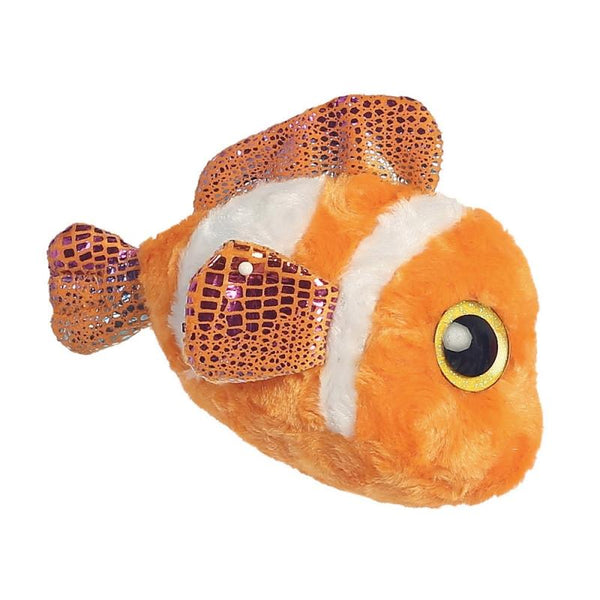 Clownee Clown Fish  plush toy 5In / 13 cm