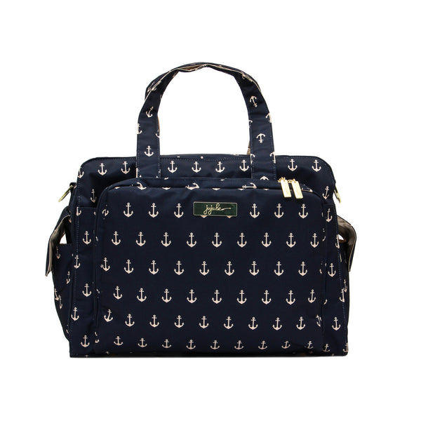 Ju-Ju-Be Nautical Be Prepared changing bag in the Admiral *