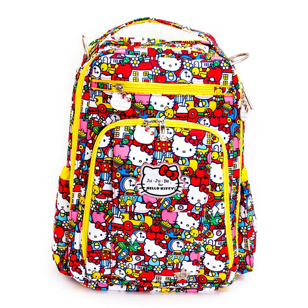 Ju-Ju-Be for Hello Kitty Be Right Back changing backpack Tick Tock *