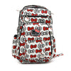 Ju-Ju-Be for Hello Kitty Be Right Back changing backpack Peek A Bow *