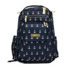 Ju-Ju-Be Nautical Be Right Back changing backpack The Admiral *