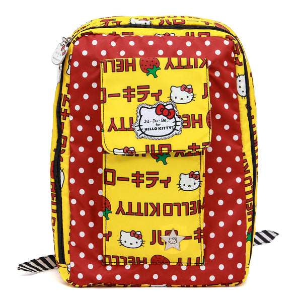 Ju-Ju-Be for Hello Kitty Mini Be backpack in Strawberry Stripes *