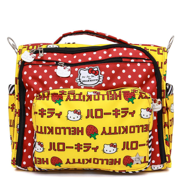 Ju-Ju-Be for Hello Kitty B.F.F. changing bag Strawberry Stripes *