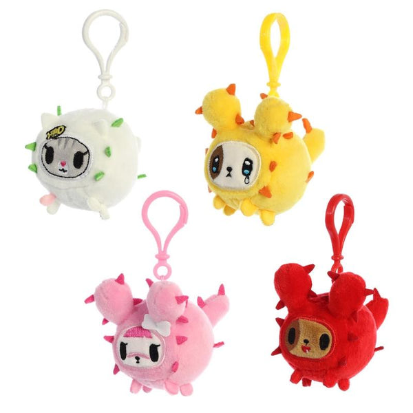 Tokidoki Cactus Friends Key Clip Blind Bag Series 1