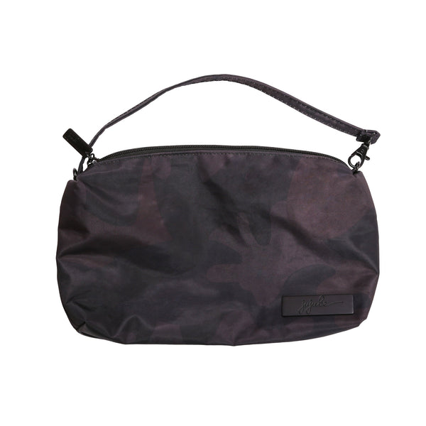 Ju-Ju-Be Onyx Be Quick pouch in Black Ops