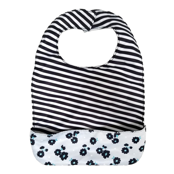 Ju-Ju-Be Onyx Be Neat Bib in Black Magic