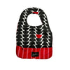 Ju-Ju-Be Onyx Be Neat Bib in Black Widow