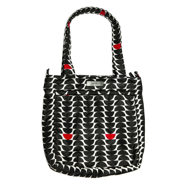 Ju-Ju-Be Onyx Be Light changing bag in Black Widow*