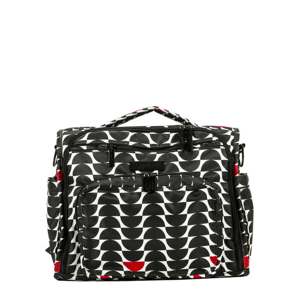Ju-Ju-Be Onyx B.F.F. changing bag in Black Widow *