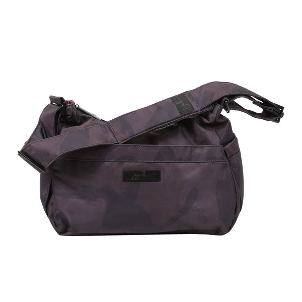 Ju-Ju-Be Onyx HoboBe changing bag in Black Ops *