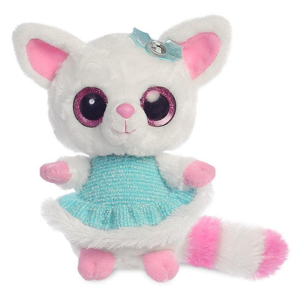 Pammee in Blue Dress plush toy 5In / 13 cm