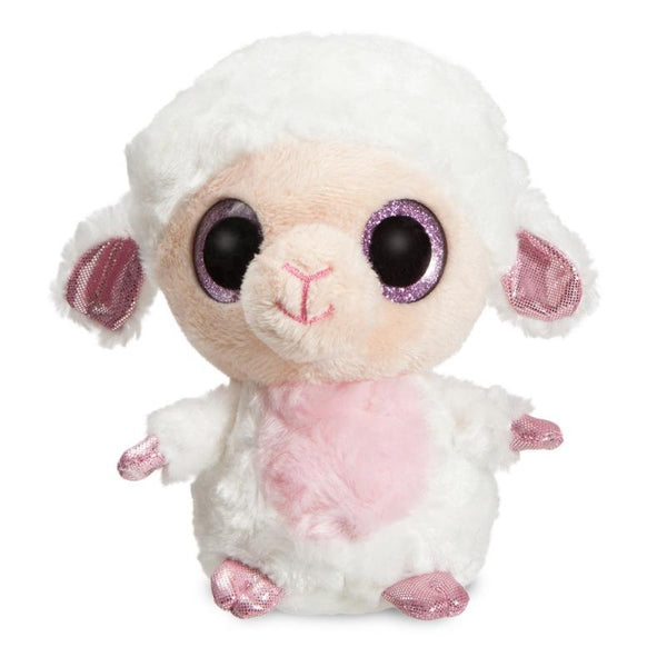 Woolee Lamb plush toy 5In / 13 cm