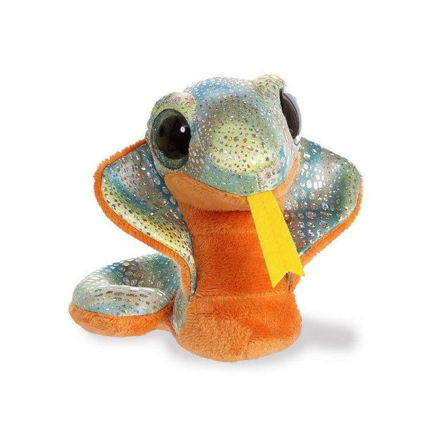 Charmer Cobra plush toy 5In / 13 cm