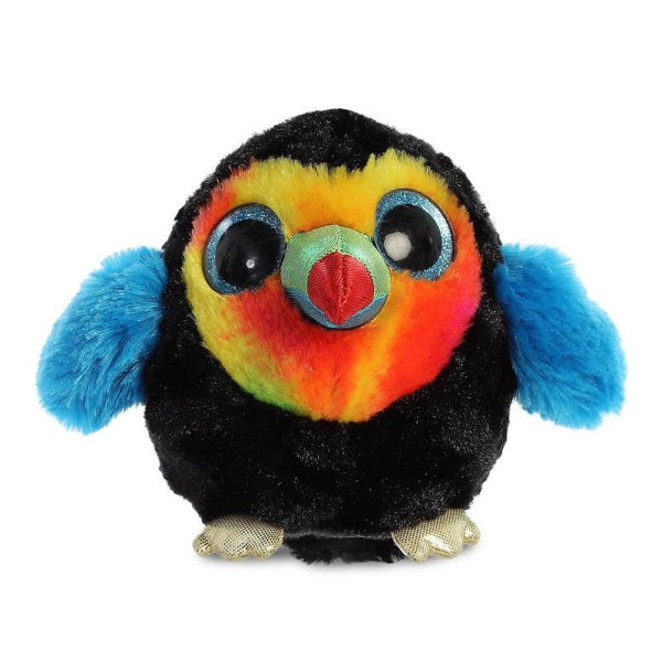Kiwii Toucan plush toy 5In / 13 cm