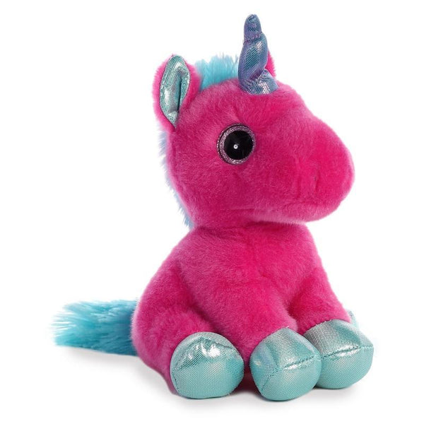 Sparkle Tales Starlight Unicorn plush toy 7In / 18 cm