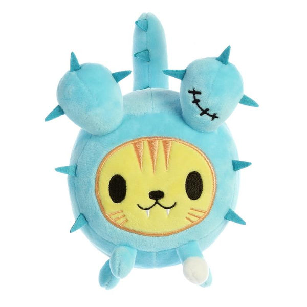 Tokidoki Cactus Friends Bruttino Blue Plush 6in / 15 cm