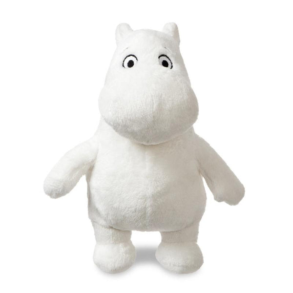 "Moomin Standing plush toy 6.5"" / 16,5 cm"