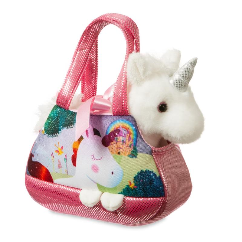 Fancy Pal Melody Unicorn plush toy 8In / 20 cm