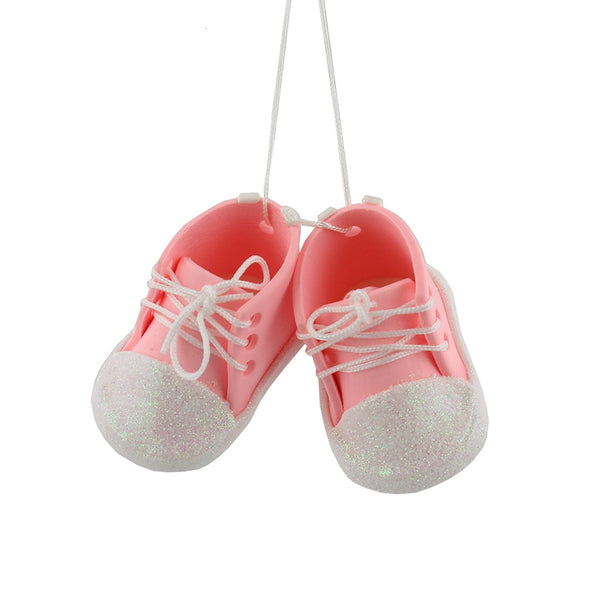 Baby Girl Shoes Hanging Ornament …