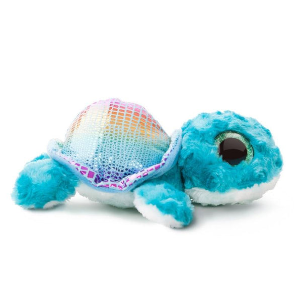 Shellee Turtle Aqua  plush toy 5In / 13 cm